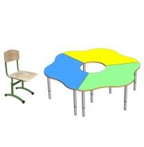 Cтолы и стулья детские